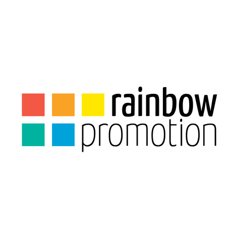 Logo Rainbow Promotion