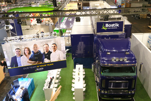 Bostik Roadshow Trailer