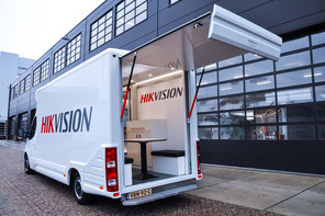 Hikvision Tour Infowheels Selfdrive 2020