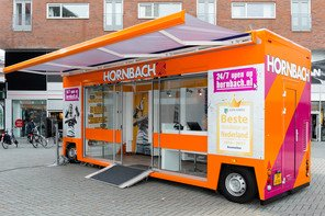 mobile showroom Promotion truck