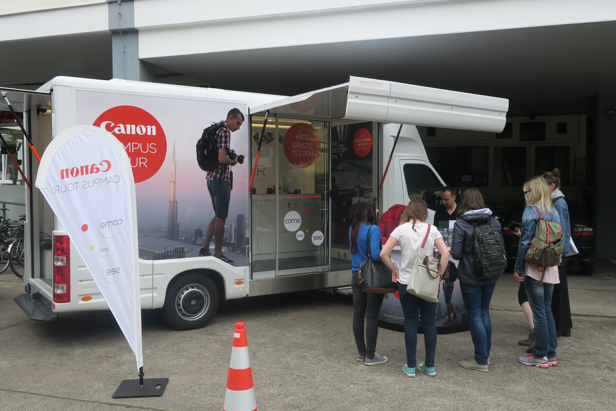 CANON Campus Tour 2016