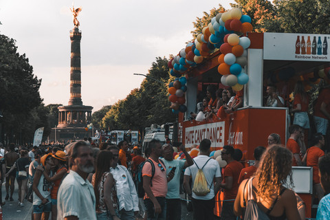 Christopher Street Day 2019 in Berlin; Rainbow Promotion Roadshows