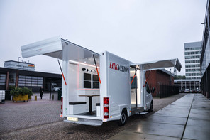 Hikvision Tour Infowheels Selfdrive offen