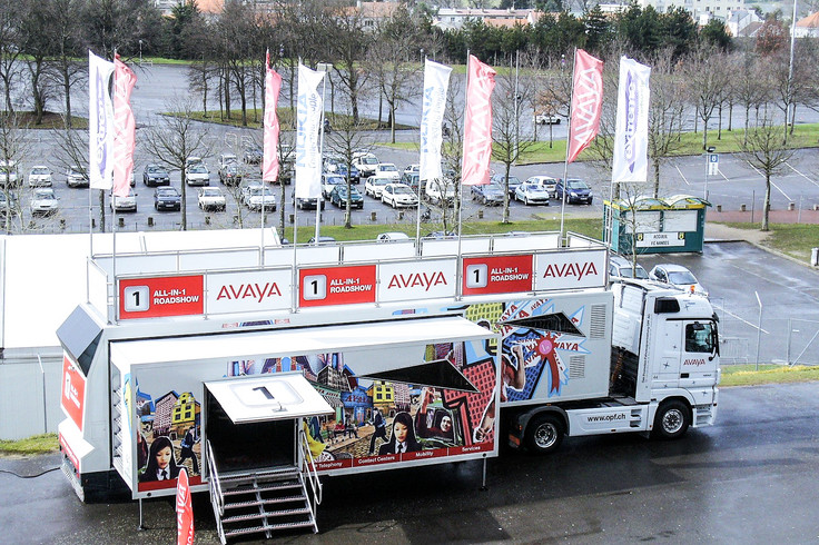Showtruck 08 roadshow