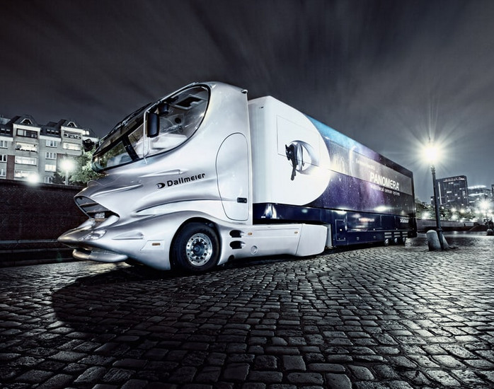 Roadshow Truck 100
